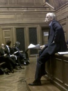 Cyril Alavoine (Ministère de l'intérieur)