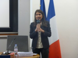 Dr Brigitte Milhau